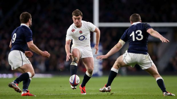 George Ford versus Scotland