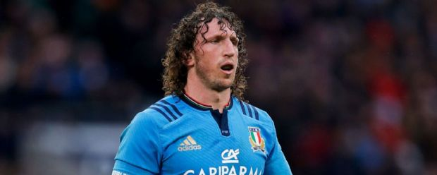 Mauro Bergamasco of Italy