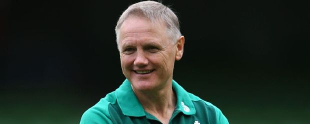 Ireland head coach Joe Schmidt ahead of his side's World Cup warm-up fixture against Scotland