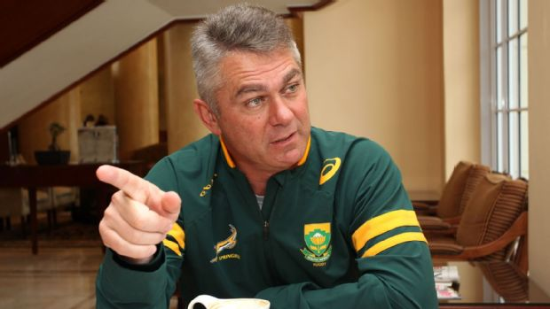 Heyneke Meyer speaks to ESPN
