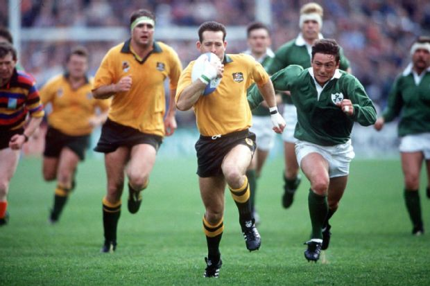 David Campese Transformed Rugby Into Art At 1991 World Cup