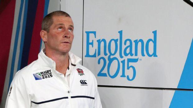 Stuart Lancaster, Head Coach of England