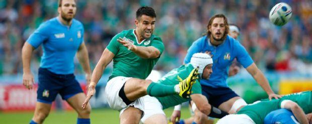 Conor Murray of Ireland