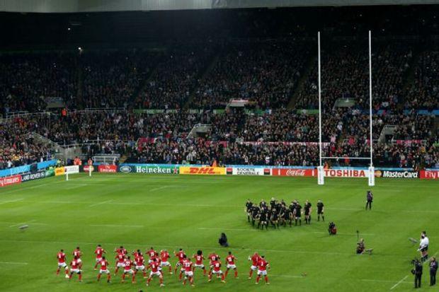 New Zealand v Tonga
