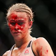 Defeated Paige VanZant