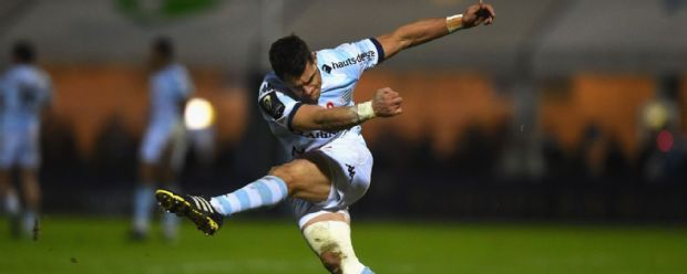 A perfect night with the boot from Carter helps Racing 92 secure a bonus-point victory