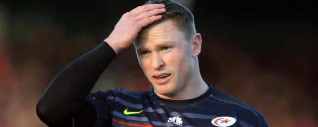 Chris Ashton of Saracens