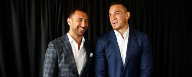 Rugby mates Quade Cooper Sonny Bill Williams will make their Seven debut in Sydney and Wellington respectively