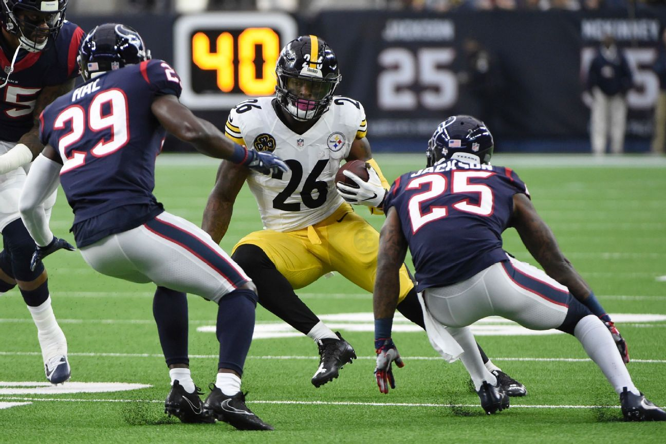 Le'Veon Bell, RB, Pittsburgh Steelers