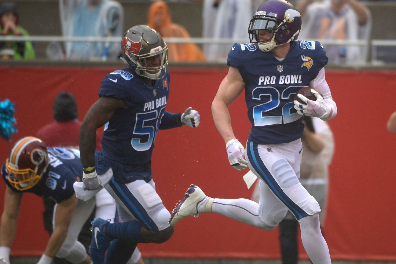 Harrison Smith, S, NFC (Minnesota Vikings)