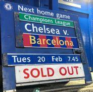 CHELSEA vs. FC BARCELONA