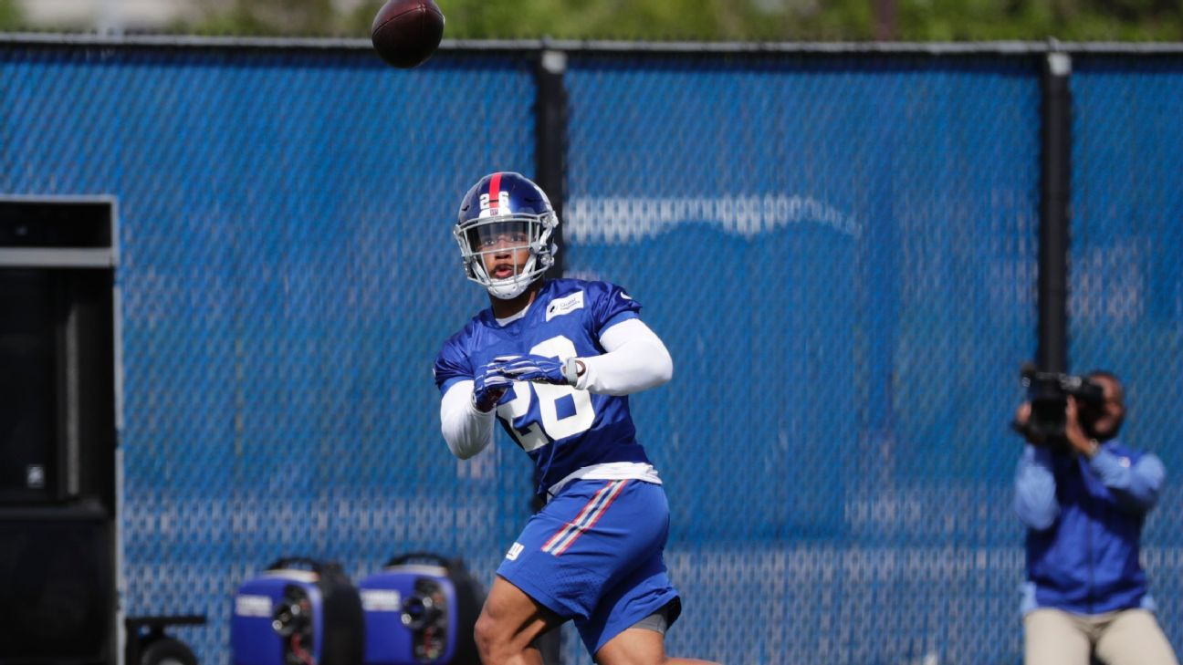 Saquon Barkley, New York Giants