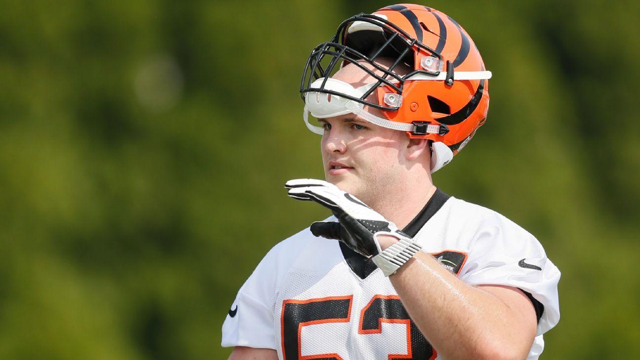 Billy Price, Cincinnati Bengals