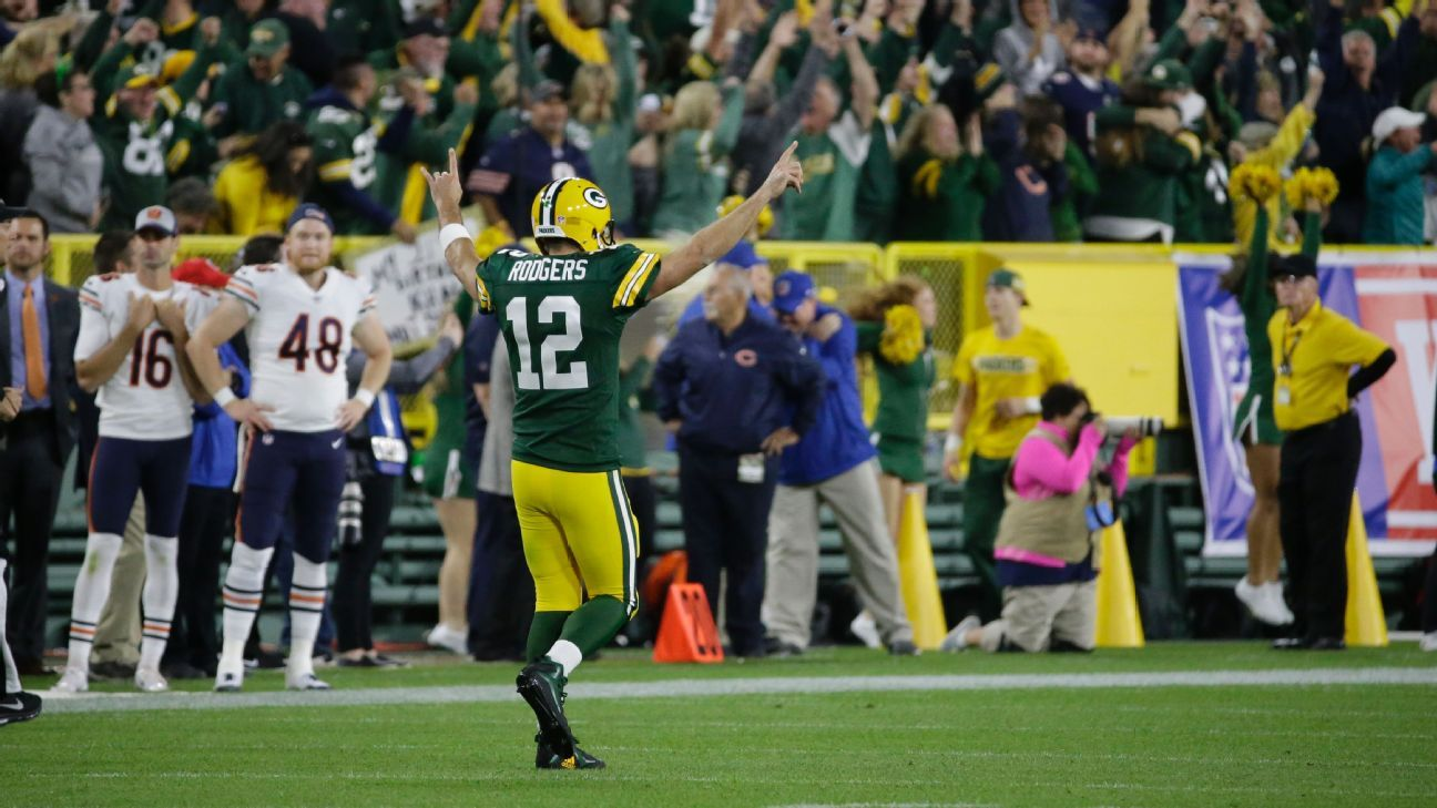 Chicago Bears 23-24 Green Bay Packers