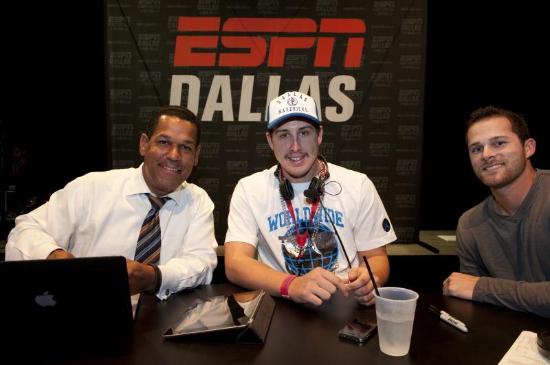 ESPN Dallas' Snow Day