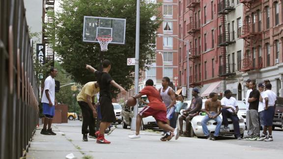 cultural manifestation via a game of street basketball essay How researchers discovered the basketball to steal a table from one of miller and sanjurjo's papers how researchers discovered the basketball.