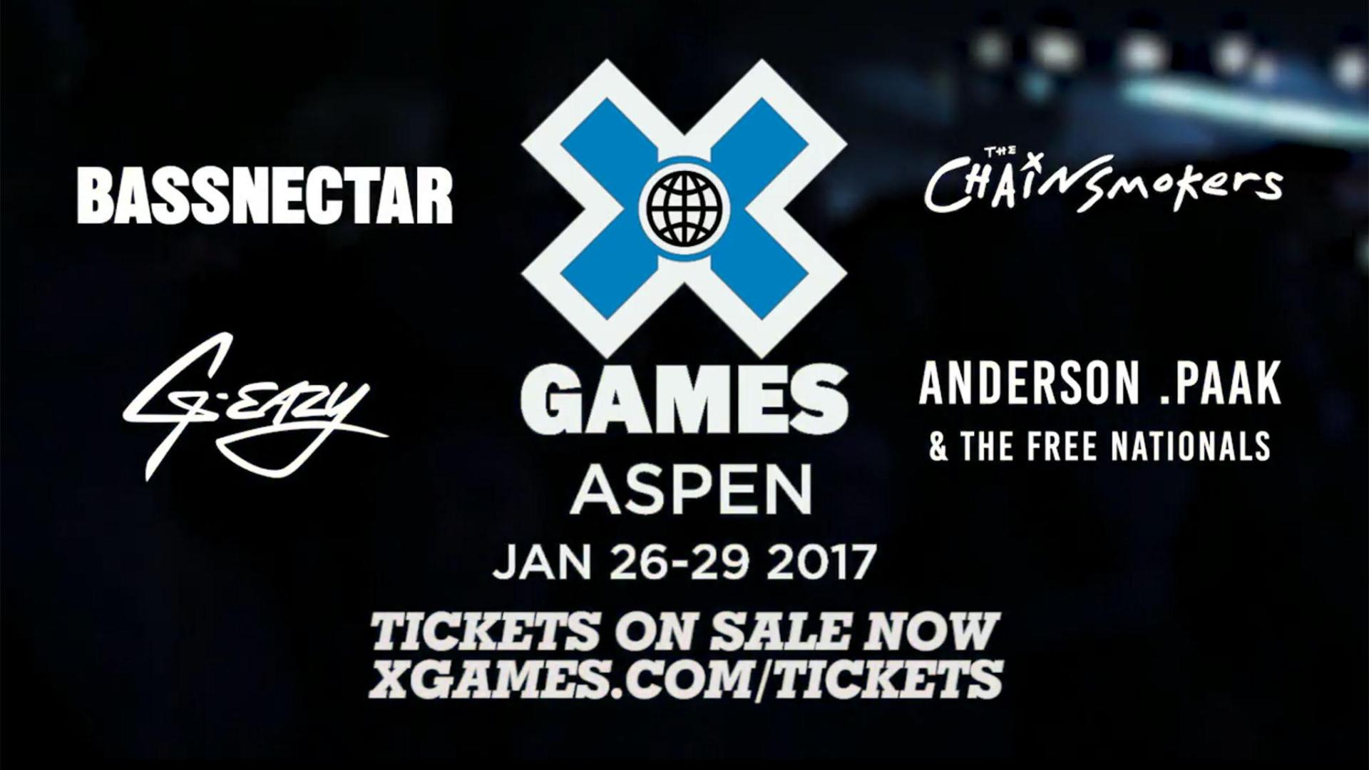 2017 winter x games aspen
