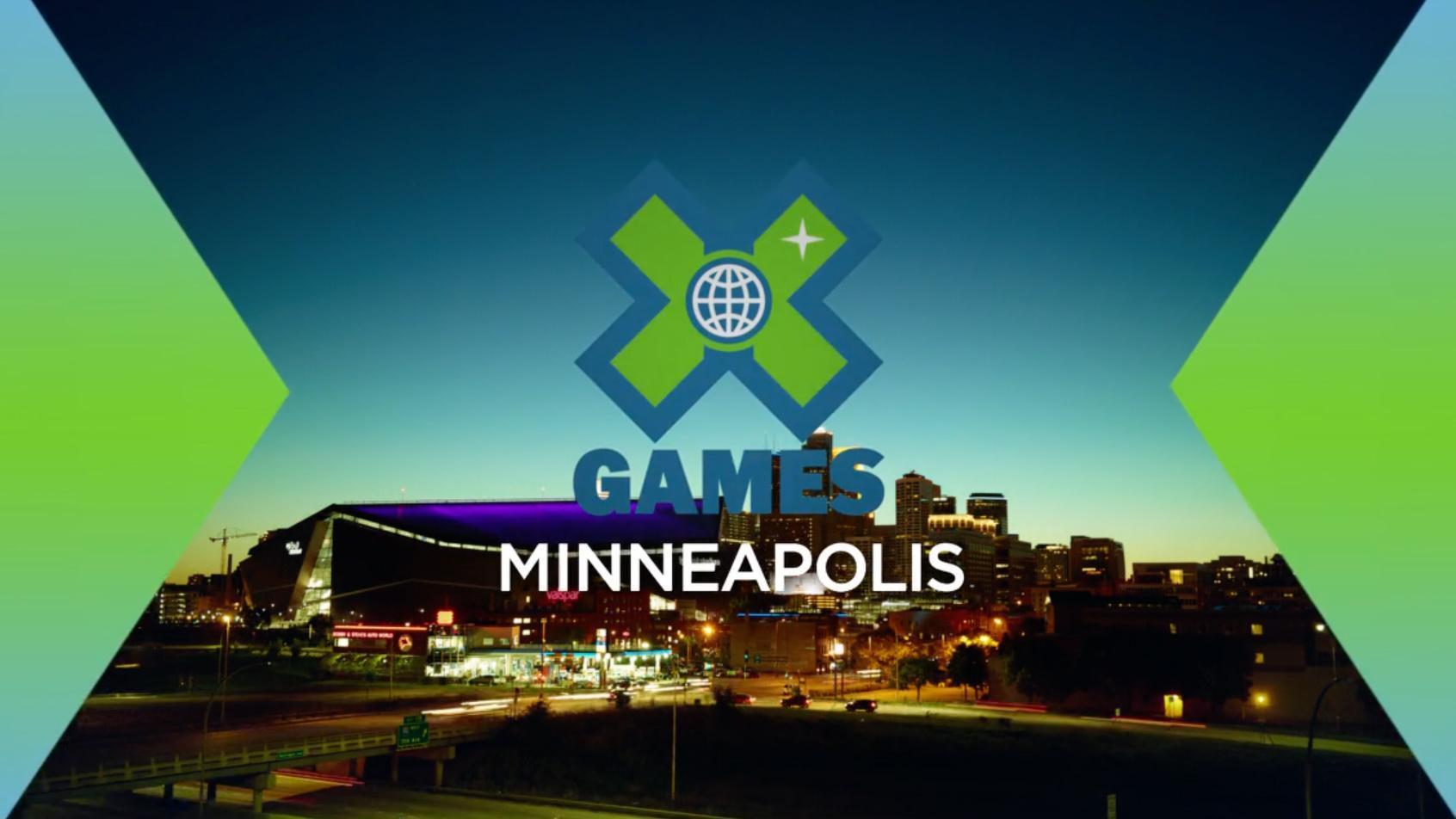 X Games X Games Minneapolis 20...