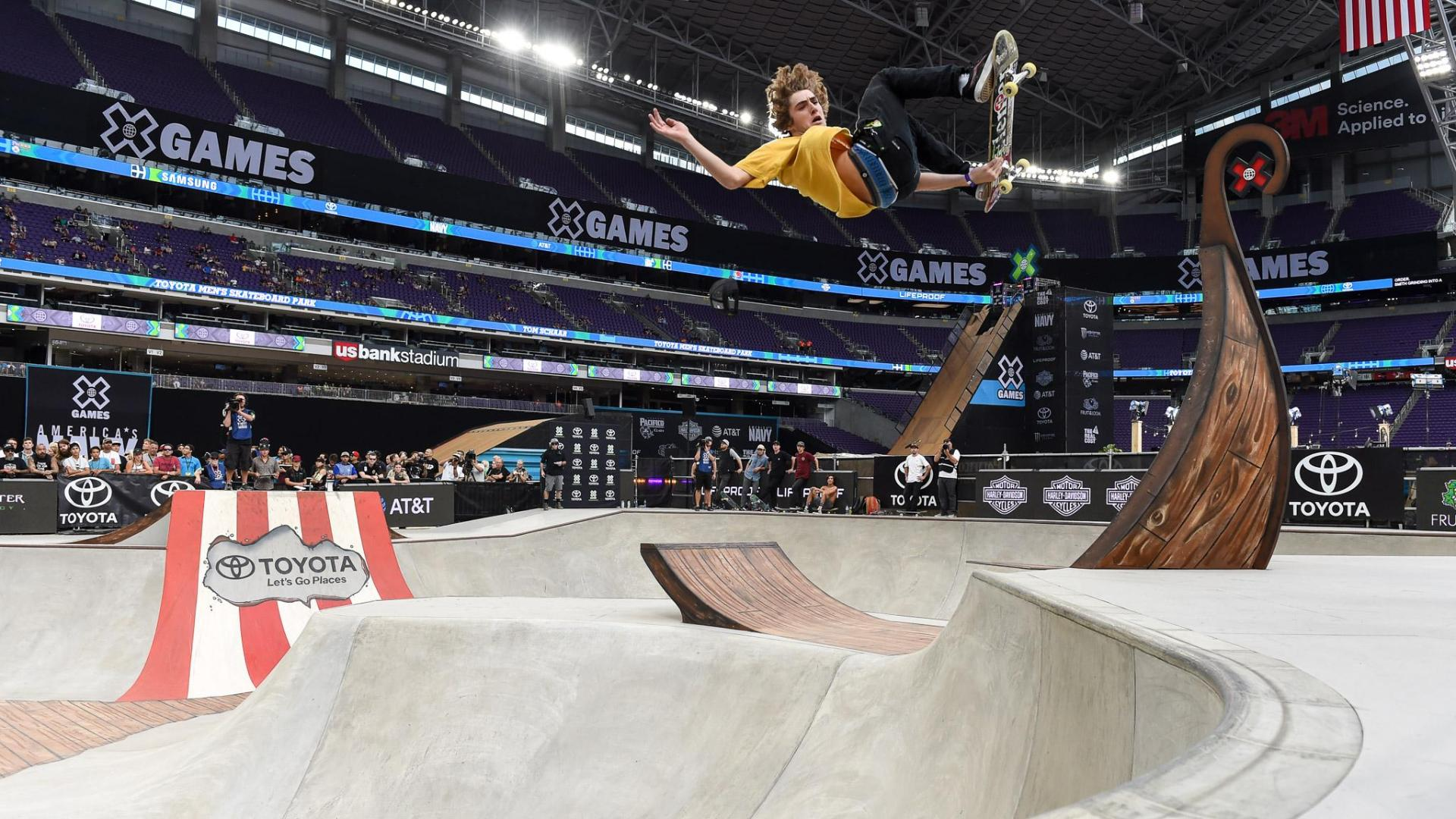 Young gun Tom Schaar hungry for X Games Big Air gold ...