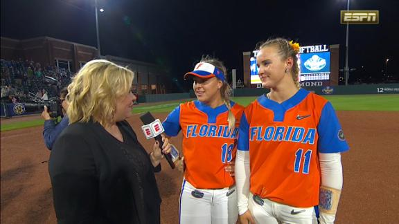 Florida beats Alabama to again win SEC softball tournament title