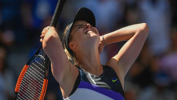Ukrainian trailblazer Svitolina reaches US Open semi-finals