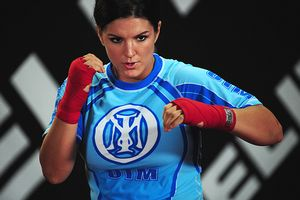 With moxie and talent, Gina Carano redefined how women in MMA are perceived.
