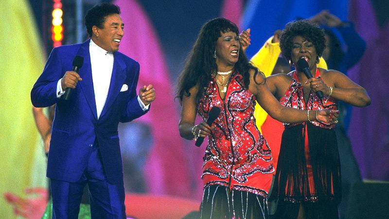 Smokey Robinson, Martha Reeves