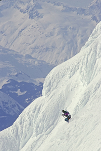 Doug Coombs won the first World Extreme Skiing Championships in 1991.