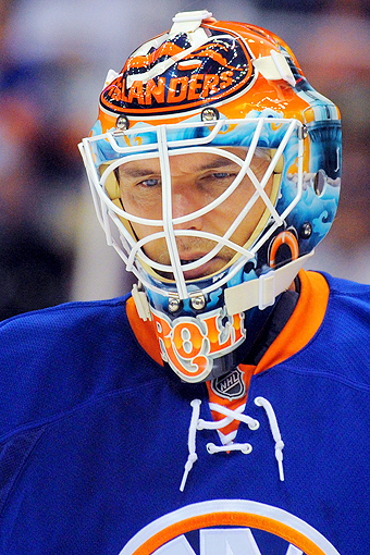Dwayne Roloson, New York Islanders
