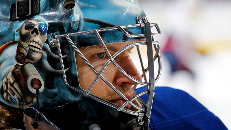 Mike Smith, Tampa Bay Lightning