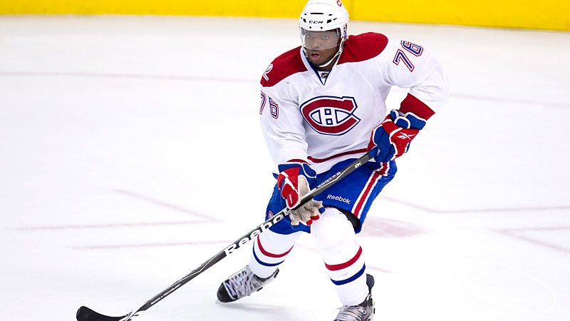 PK Subban, Montreal Canadiens