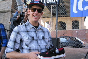 Billy Rohan takes a look at the DVS collab with shoe with the Harold Hunter Foundation.