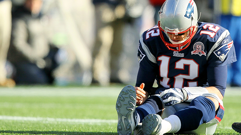 Patriots eliminated from playoffs
