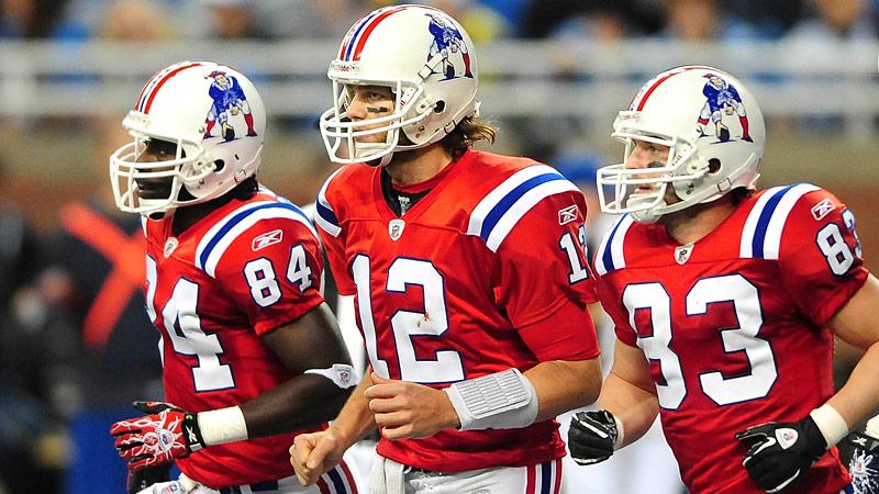 Brady, Branch, Welker