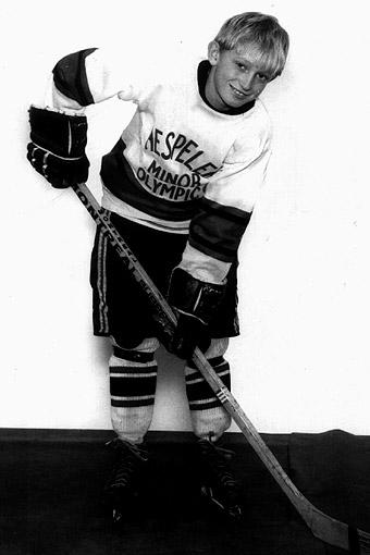 Gretzky Child