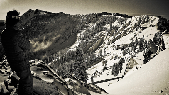 Jeremy Jones takes a survey of every snowboarder's most cherished resource: snow.