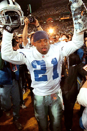 Deion Sanders, Super Bowl