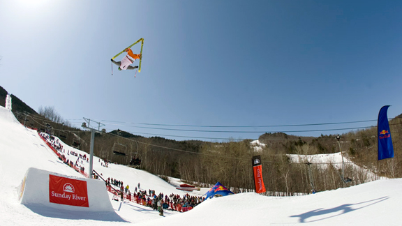 Last year's Dumont Cup at Sunday River elevated the career of winner Alex Schlopy.