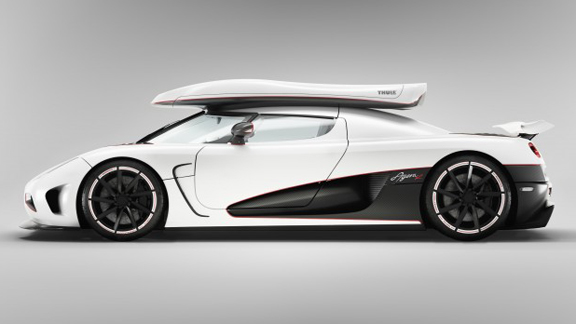 Browdy Sports Car