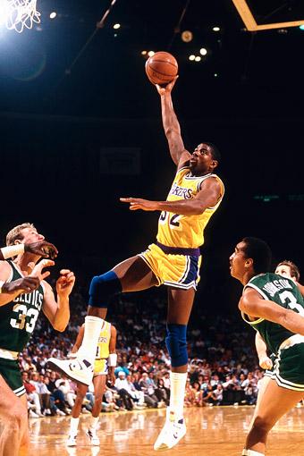 Magic Johnson 1987