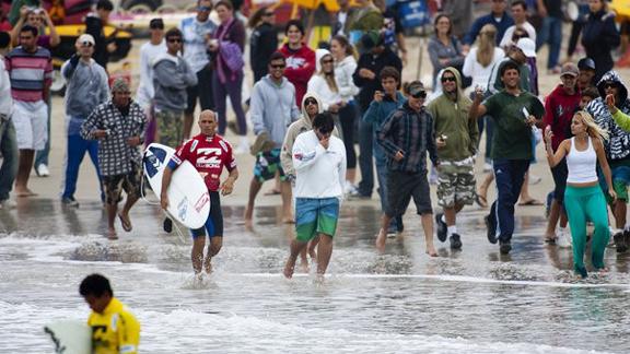 Brazilian crowds