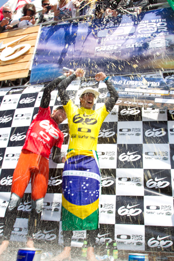 Miguel Pupo wins Nike 6.0 Lowers Pro