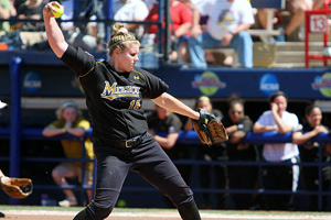 After leading Missouri to the World Series as a freshman in 2009, Chelsea Thomas hopes for a return trip in 2011.