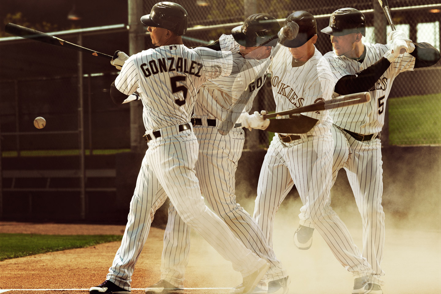 Best mechanics in sports: Swing by Carlos Gonzalez, Colorado Rockies
