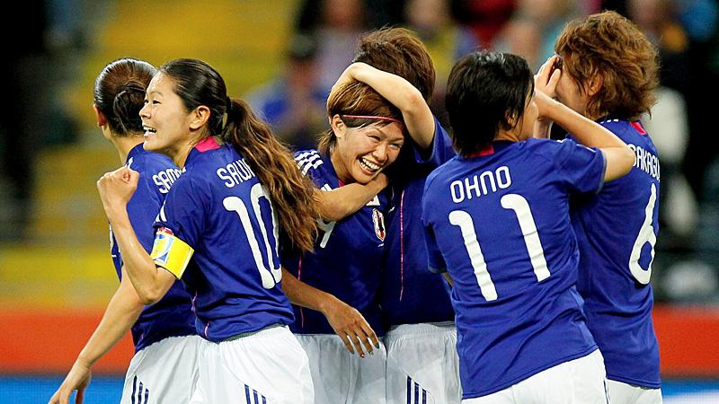 Japan v Sweden