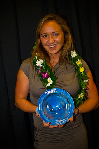 2010 ASP Rookie Of The Year