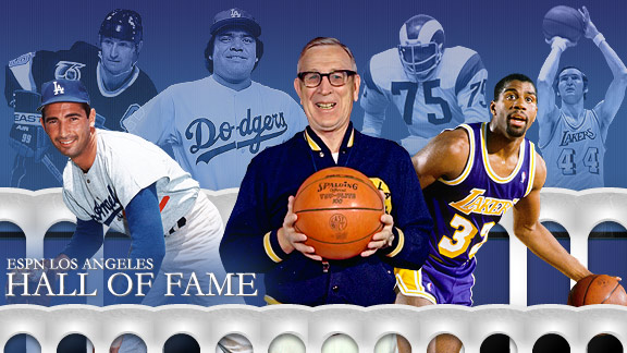 ESPNLosAngeles' Hall of Fame