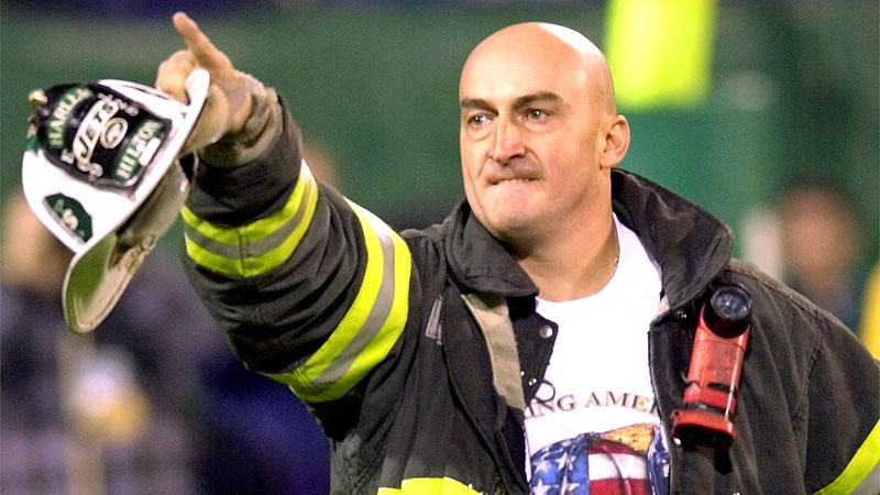 Fireman Ed Anzalone