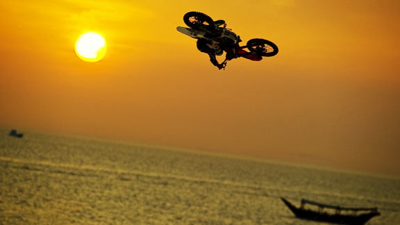 X-Fighters Dubai