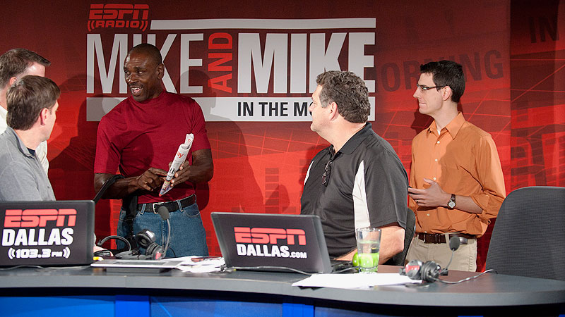 Mike and Mike